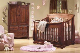 صوره سرير اطفال خشب , سرير اطفال خشب لطفلك