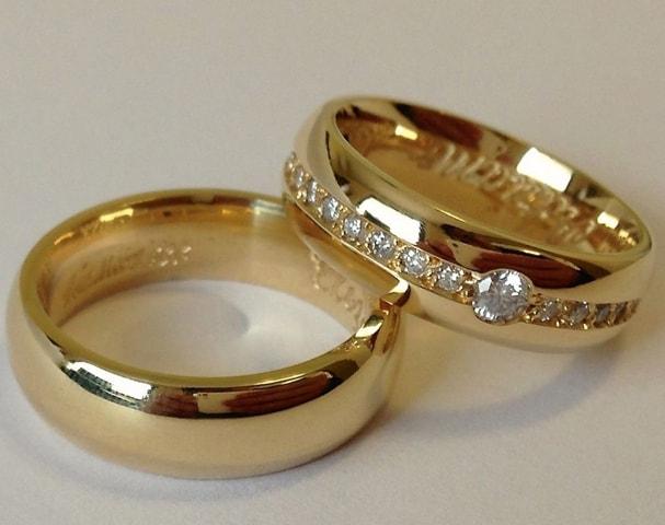 بالصور صور دبل زواج , احدث اشكال الدبل الجديدة 978 1