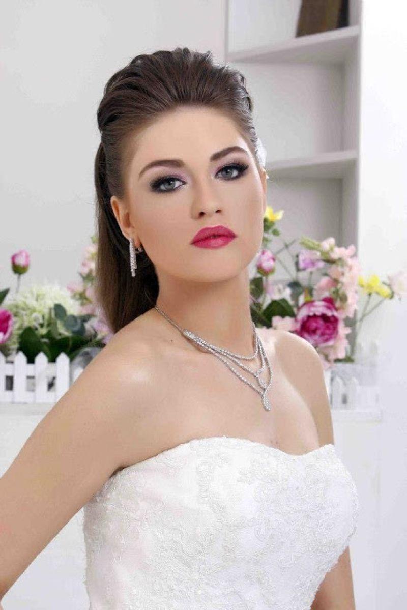 صورة فيديو مكياج عرايس , فيديو مكياج ليوم الزفاف unnamed file 1