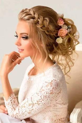 صوره اجمل صور تسريحات شعر , اجمل التسريحات المميزه للشعر