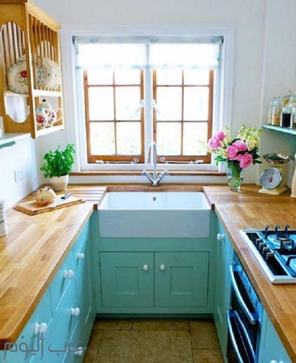 بالصور ديكورات مطابخ بسيطة , صور لديكور وترتيب المطبخ بابسهل الطرق 2911 5