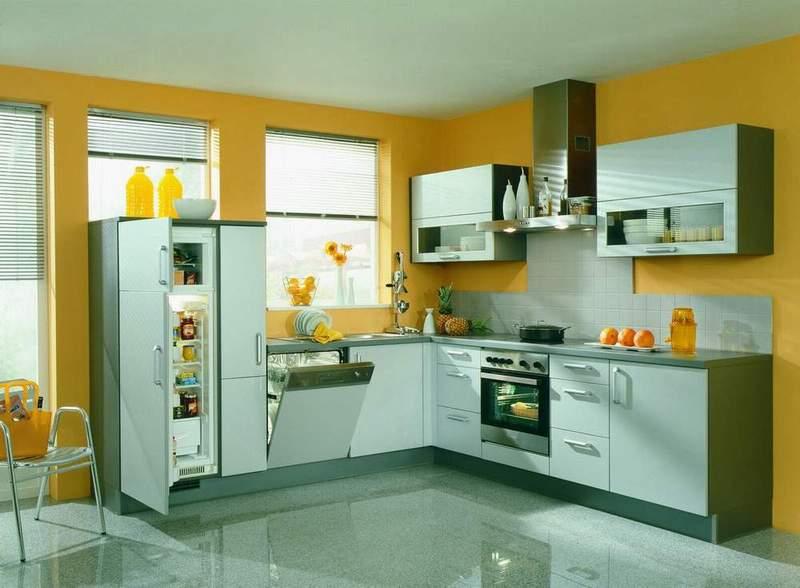 بالصور ديكورات مطابخ بسيطة , صور لديكور وترتيب المطبخ بابسهل الطرق 2911