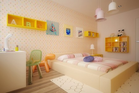 بالصور ديكورات غرف اطفال , صور جميلة لغرف الاطفال من الداخل