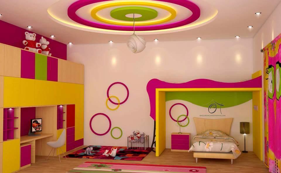 صور ديكورات غرف اطفال , صور جميلة لغرف الاطفال من الداخل