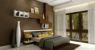 صورة ديكور جبس غرف نوم , ديكورات اسقف وحوائط غرف النوم للعرسان