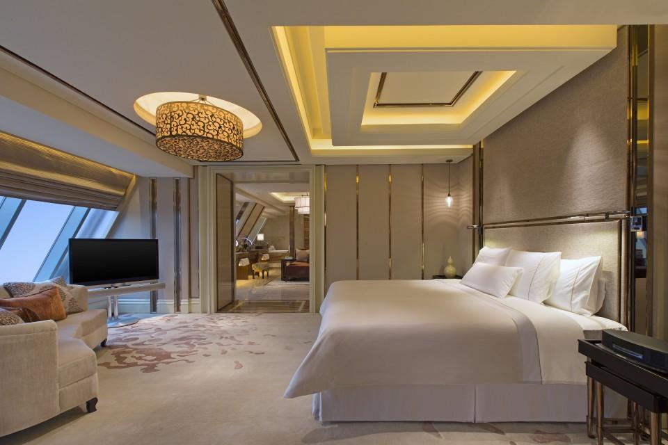بالصور ديكور جبس غرف نوم , ديكورات اسقف وحوائط غرف النوم للعرسان 2922 5