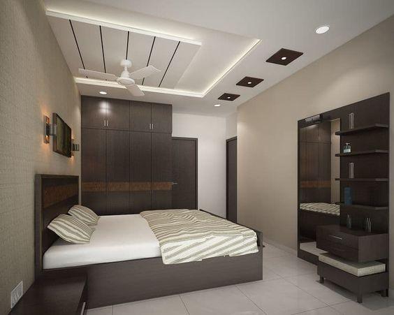 بالصور ديكور جبس غرف نوم , ديكورات اسقف وحوائط غرف النوم للعرسان 2922 6