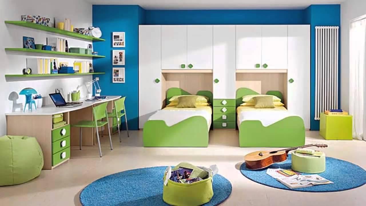 صوره ديكورات غرف نوم اولاد , اجمل التصميمات لغرفة الاولاد بالصور