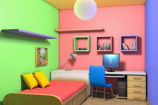 صورة ديكورات غرف نوم اولاد , اجمل التصميمات لغرفة الاولاد بالصور