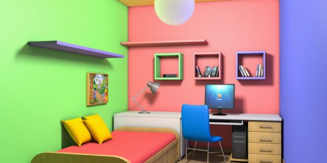 صور ديكورات غرف نوم اولاد , اجمل التصميمات لغرفة الاولاد بالصور
