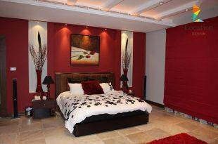 صورة ديكورات غرف نوم للعرسان , اجمل تصميمات غرف النوم الرئيسية