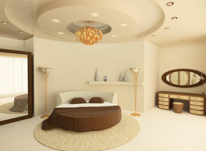 بالصور ديكورات غرف نوم للعرسان , اجمل تصميمات غرف النوم الرئيسية 2932 4