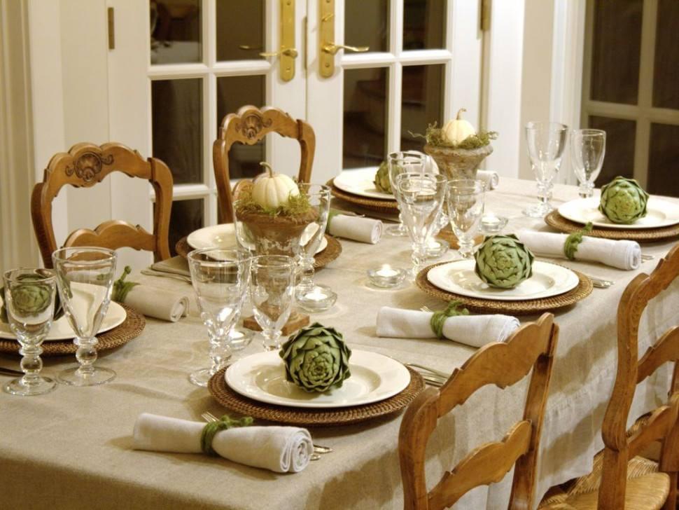بالصور ديكور طاولة الطعام , ابسط واجمل ديكورات لطاولة غرفة السفرة 2934 1