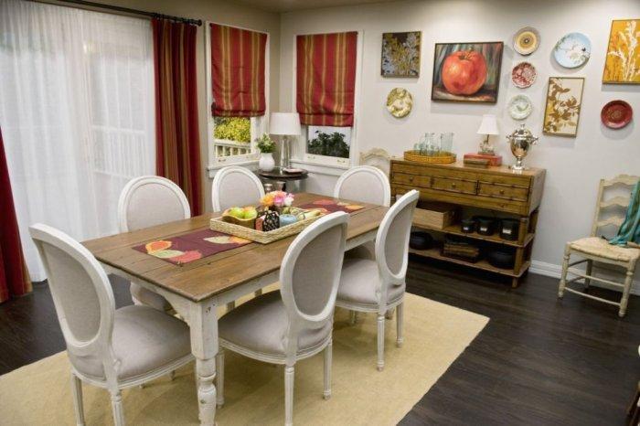 بالصور ديكور طاولة الطعام , ابسط واجمل ديكورات لطاولة غرفة السفرة 2934 10