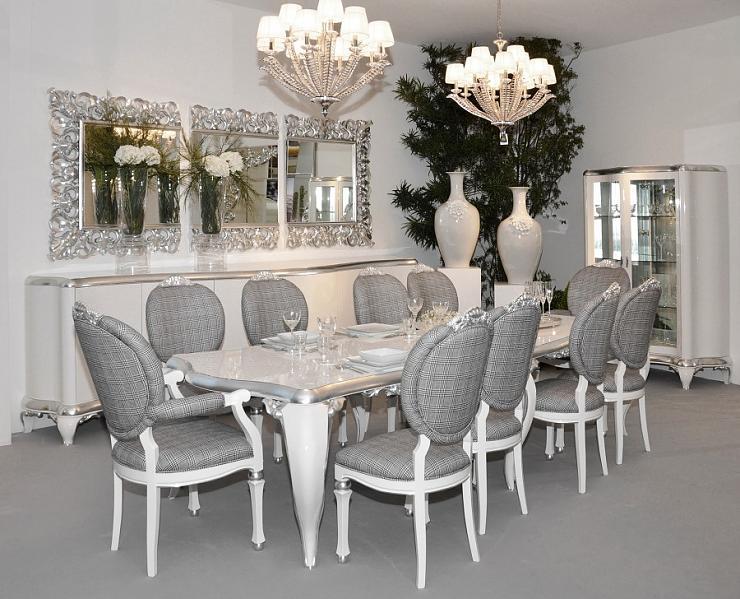 بالصور ديكور طاولة الطعام , ابسط واجمل ديكورات لطاولة غرفة السفرة 2934 3