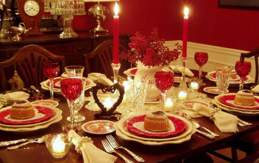 بالصور ديكور طاولة الطعام , ابسط واجمل ديكورات لطاولة غرفة السفرة 2934 4