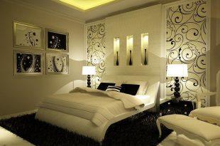 صورة ديكورات غرف نوم مودرن , صور غرف نوم حديثة استايل عصري