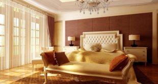 صور تصميم ديكور غرف نوم , احدث الديكورات لغرفة النوم 2019