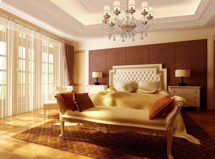 صوره تصميم ديكور غرف نوم , احدث الديكورات لغرفة النوم 2019
