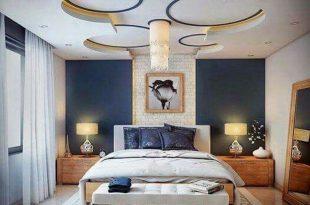 صورة ديكورات اسقف غرف نوم , احدث تصميمات اسقف غرفة النوم