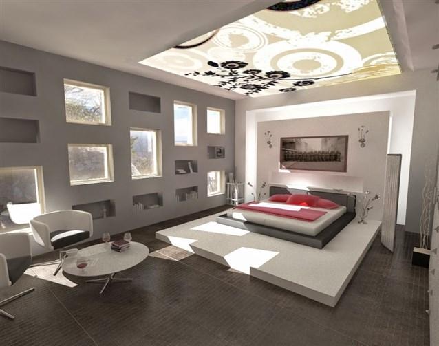 بالصور ديكورات اسقف غرف نوم , احدث تصميمات اسقف غرفة النوم 2944 2
