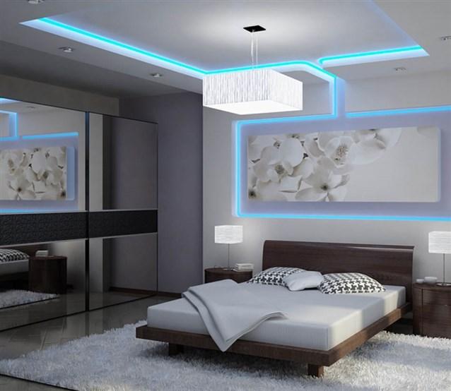 بالصور ديكورات اسقف غرف نوم , احدث تصميمات اسقف غرفة النوم 2944 5