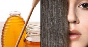 صوره فوائد العسل للشعر , جمال شعرك سره في عسل النحل