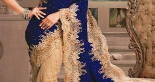 بالصور فساتين هنديه فخمه للبيع , اشيك موديلات للساري الهندي 5653 10 310x165