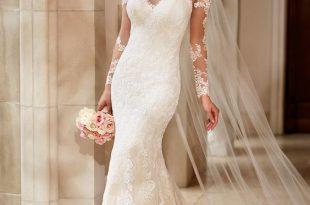 صوره فستان عروس فيس بوك , اجمل فساتين زفاف متنوعة