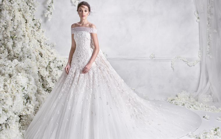 بالصور فستان عروس فيس بوك , اجمل فساتين زفاف متنوعة 5662 2
