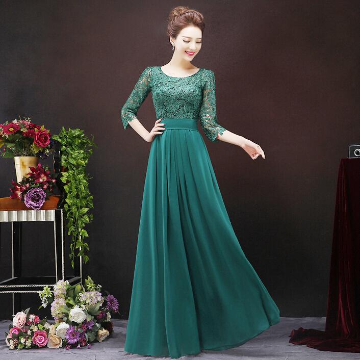 بالصور فساتين باللون الاخضر , اجمل الاطلالات بفساتين لونها اخضر غاية في الجمال 5663 1