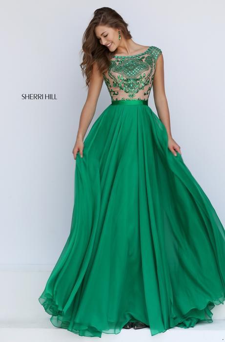 بالصور فساتين باللون الاخضر , اجمل الاطلالات بفساتين لونها اخضر غاية في الجمال 5663 4