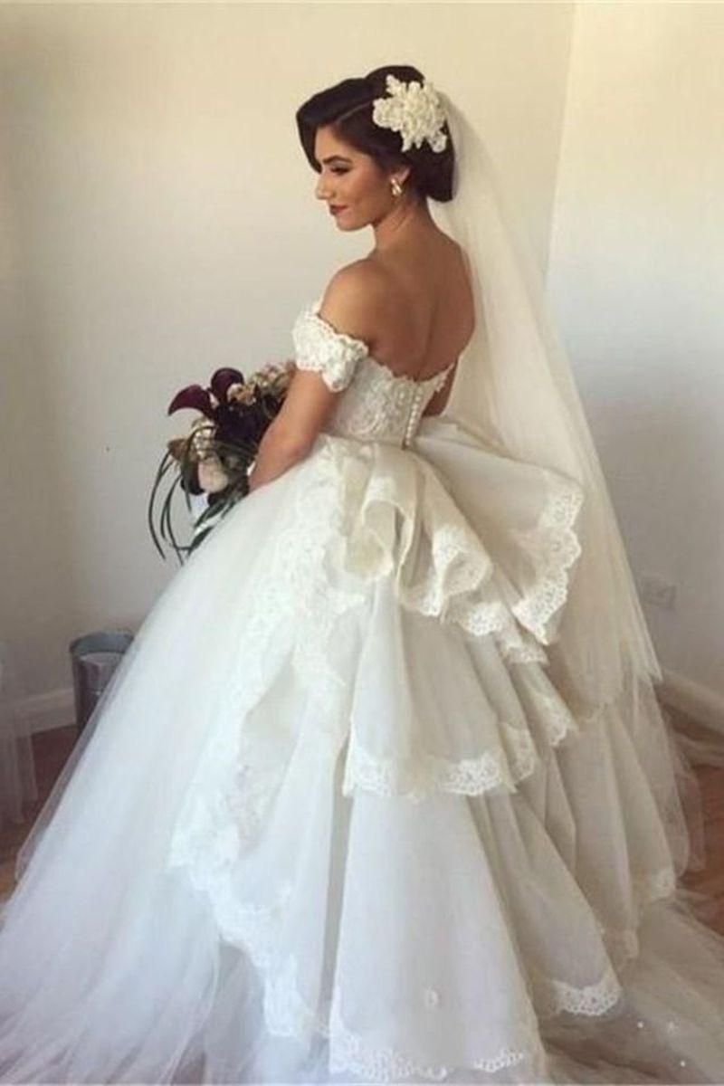 صورة فساتين عرايس انستقرام , اجمل موديلات فساتين الزفاف
