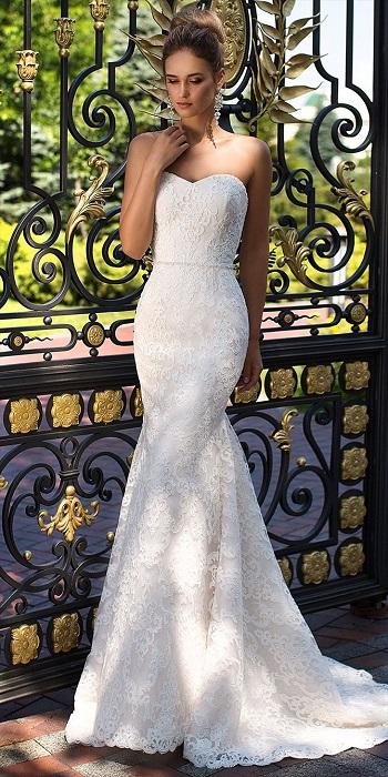 بالصور اجمل فساتين اعراس , احلى فساتين زفاف ناعمة 5683 4