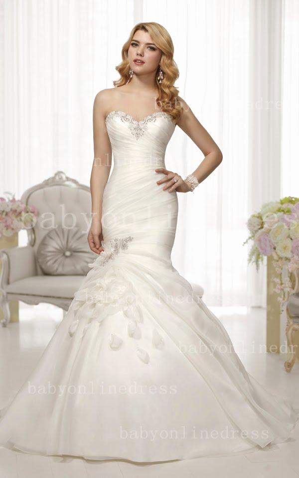 بالصور اجمل فساتين اعراس , احلى فساتين زفاف ناعمة 5683 5