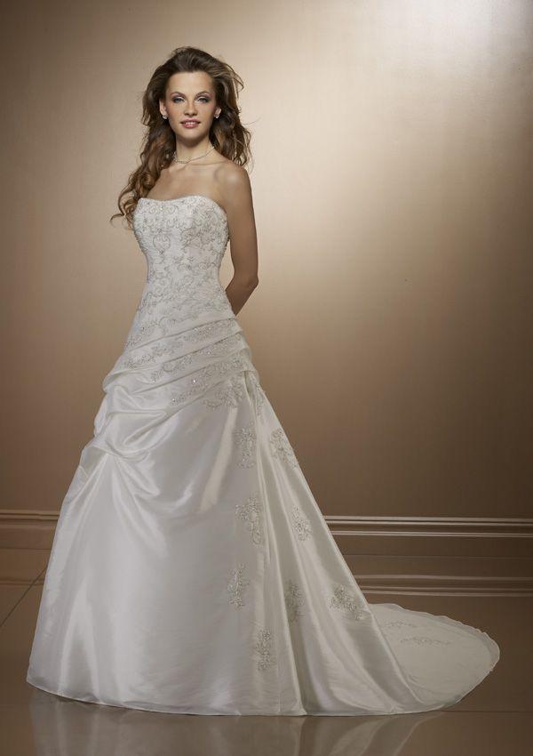 بالصور اجمل فساتين اعراس , احلى فساتين زفاف ناعمة 5683 7