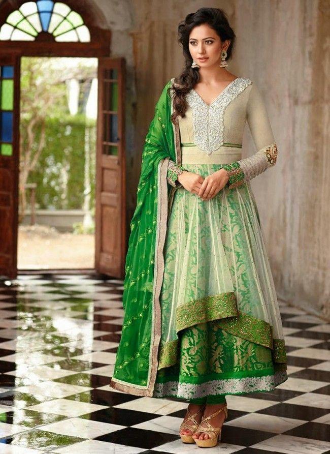 بالصور موديلات فساتين هنديه , اروع تشكيلة من الفساتين الهندي 5701 2