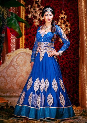 بالصور موديلات فساتين هنديه , اروع تشكيلة من الفساتين الهندي 5701 4