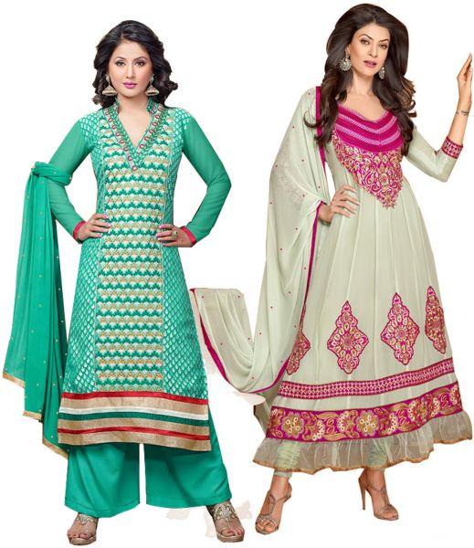 بالصور موديلات فساتين هنديه , اروع تشكيلة من الفساتين الهندي 5701 6