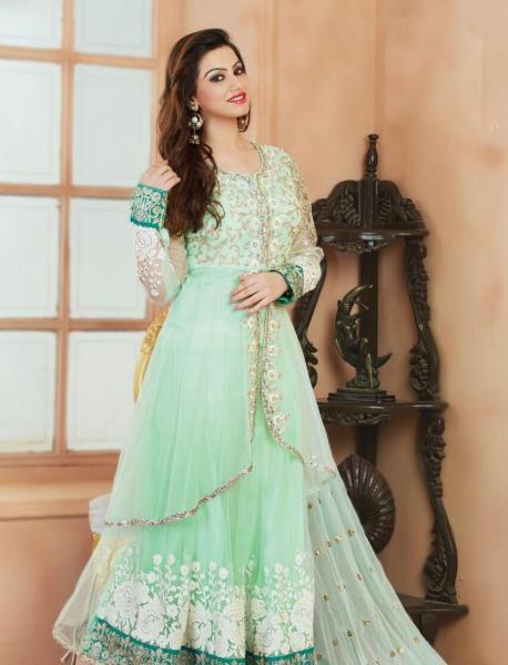 بالصور موديلات فساتين هنديه , اروع تشكيلة من الفساتين الهندي 5701 8