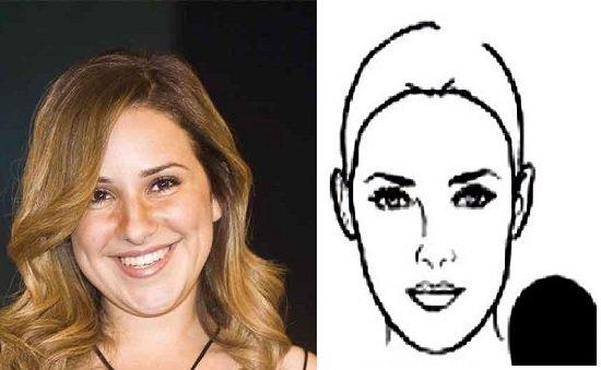 بالصور اشكال الوجه بالصور , اعرف بالصور شكل وجهك 6443 6