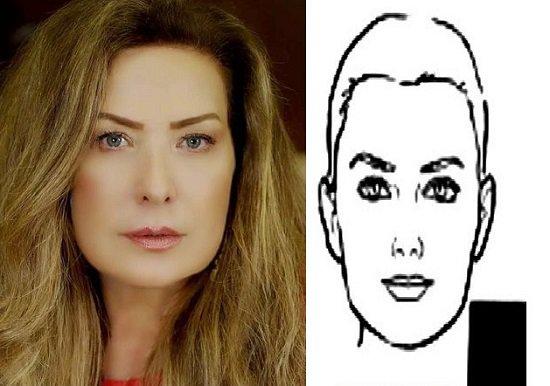 بالصور اشكال الوجه بالصور , اعرف بالصور شكل وجهك 6443 7