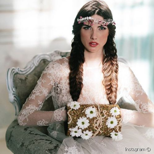 صوره صور تسريحات عروس , احدث صور تسريحات عروس .