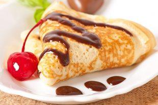 صورة عمل البان كيك , اجمل فطور بان كيك لذيذ