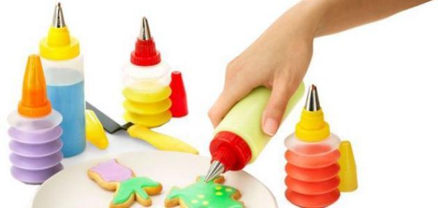 صورة ادوات تزيين الكيك , احدث مستلزمات وادوات تستخدم في تزيين الكيك