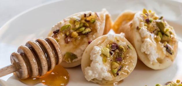 صورة حلويات رمضانيه سهله وسريعه , حلويات رمضان سهلة التحضير في عشر دقائق