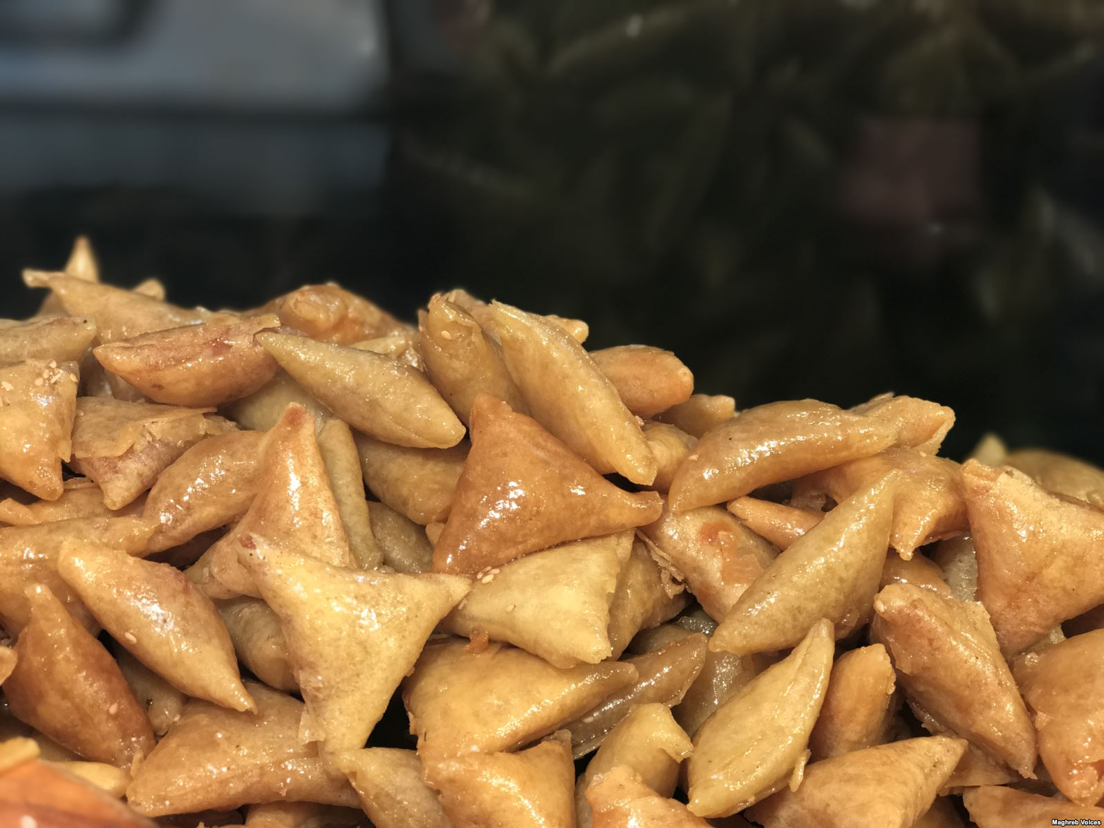صور حلويات رمضان مغربية , اشهى الحلويات الرمضانية من المطبخ المغربي