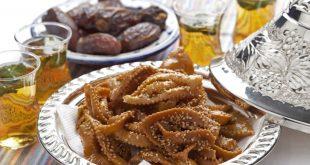 صوره حلويات رمضان مغربية , اشهى الحلويات الرمضانية من المطبخ المغربي