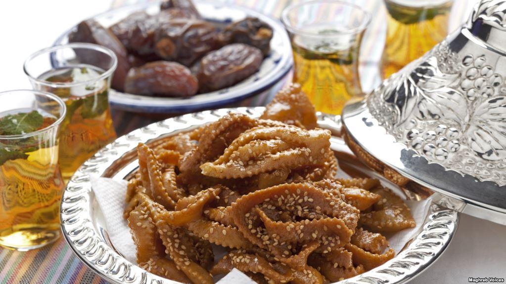 صورة حلويات رمضان مغربية , اشهى الحلويات الرمضانية من المطبخ المغربي