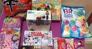 صورة حلويات يابانية للبيع , انواع الحلوى المشهورة في اليابان التي غزت العالم